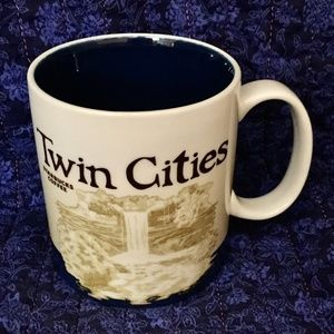 Starbucks City Mugs Twin Cities 2011
